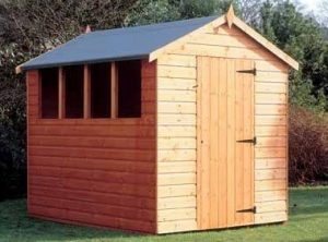 6′ x 4′ Super Apex Shed