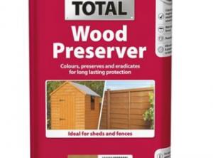 Ronseal Total Wood Preserver