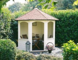 Prima Andrea Octagonal Cabin