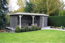 Premium Prima Summerhouses with Canopies