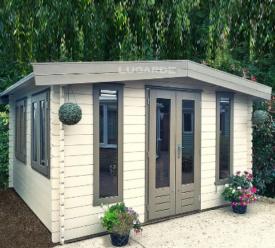 York Deeside Log Cabins