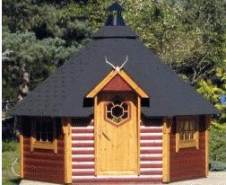 12sq m BBQ House